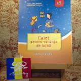 "Marilena Serban - Lectura si scriere creativa Caiet pt vacanta de iarna ""A3103"" - Manual scolar, Clasa 3, Romana"