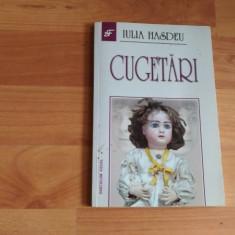 CUGETARI-IULIA VHASDEU - Carte Proverbe si maxime