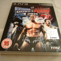 Joc WWE Smackdown vs Raw 2011, PS3, original, alte sute de jocuri! - Jocuri PS3 Thq, Sporturi, 12+, Multiplayer