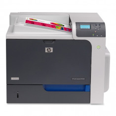 Imprimanta second hand HP Color LaserJet Enterprise CP4525 - Imprimanta laser color