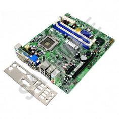 Placa de baza Acer G43 LGA775, FSB 1333MHz, DDR3, SATA2, Video PCI-e, GARANTIE!!, Pentru INTEL, Contine procesor