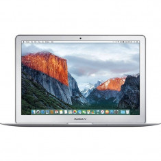 Laptop Apple MacBook Air 13 13.3 inch WXGA+ Intel Broadwell i5 1.8 GHz 8GB DDR3 256GB SSD Intel HD Graphics 6000 Mac OS Sierra RO keyboard