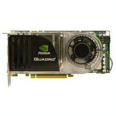Placa Video Profesionala nVidia Quadro FX 4600 768MB, PCI-e, 2x DVI - Placa video PC