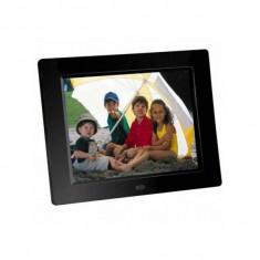 Rama foto Braun DigiFrame 855 8 inch Black - Rama foto digitala