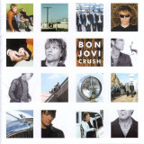 Bon Jovi Crush + 2 bonus (cd) - Muzica Rock