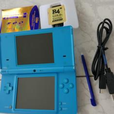 Consola Nintendo Dsi cu Pokemon white, black, Dragon ball z, Mario - 30 jocuri