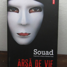 Arsa de vie Souad Marie-Therese Cuny, 2017