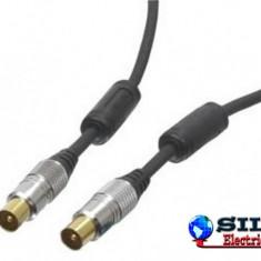 Cablu profesional Coaxial Tata Coaxial Mama 90dB 5m,HQ