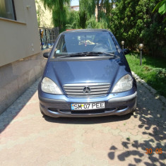 Vand Mercedes A 170 CDI, An Fabricatie: 2001, Motorina/Diesel, 214000 km, 1700 cmc, Clasa A