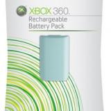 Accesorii Xbox360 Battery Pack Light Blue Ms - Jocuri Xbox 360