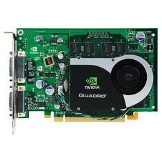 Placa Video Profesionala nVidia Quadro FX570 256MB PCI-e, 128Bit, 2 - Placa video PC