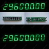 Frecventmetru digital 0-2,4GHz pe 8 digiti, nou, sigilat !