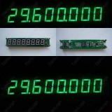 Frecventmetru digital 0-2, 4GHz pe 8 digiti, nou, sigilat ! - Multimetre