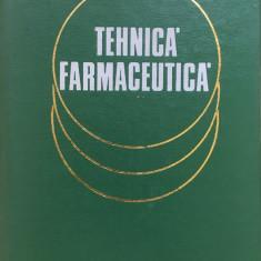 TEHNICA FARMACEUTICA - Carte Farmacologie