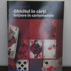 GHICITUL IN CARTI, INITIERE IN CARTOMANTIE de GIOVANNI SCIUTO