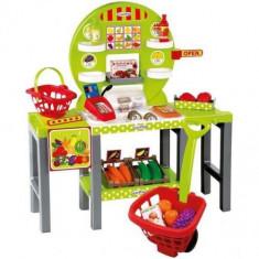 Fresh Food Market Cu Carucior Ecoiffier