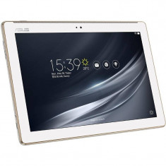 Tableta Asus ZenPad Z301ML-1B015A 10.1 inch Cortex A53 1.3 GHz Quad Core 2GB RAM 16GB flash WiFi GPS 4G Android 6.0 Pearl White