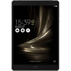Tableta Asus ZenPad 3S Z500M-1H030A 9.7 inch IPS MediaTek MT8167 2.1 GHz Hexa Core 4GB RAM 64GB flash WiFi GPS Android 6.0 Gray