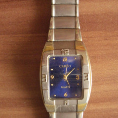 Ceas de mana - CARBO - quartz - Ceas barbatesc