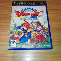 Dragon Quest VIII - Journey of the Cursed King ps2/playstation 2 - Jocuri PS2 Square Enix