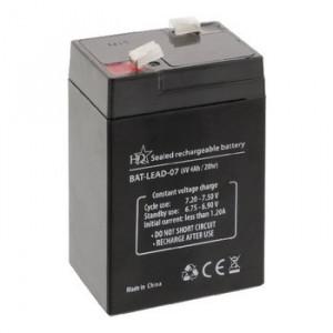 Acumulator plumb acid 6V 4AH, HQ