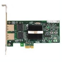 Placa de retea Intel Pro 1000 Gigabit, dual port