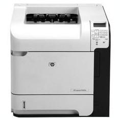 Imprimanta Profesionala Laser A4 Second Hand HP P4015N - Imprimanta laser alb negru
