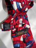 Cravata eleganta de matase, firma lux, BOGOTA, Italia, cadou select, Auriu, Floral