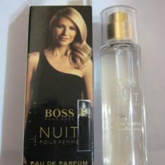 PARFUM 40 ML HUGO BOSS NUIT --SUPER PRET, SUPER CALITATE! - Parfum femeie Hugo Boss, Apa de parfum