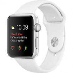 Smartwatch Apple Watch 2 Sport Silver Aluminium Case 38mm White Sport Band