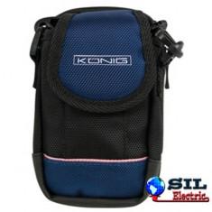 Husa material textil pt Nintendo DS Lite, negru, Konig