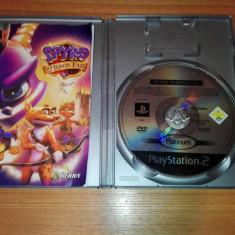 Joc ps2 /Playstation 2 The Legend of Spyro a Hero's Tail - Jocuri PS2 Sierra