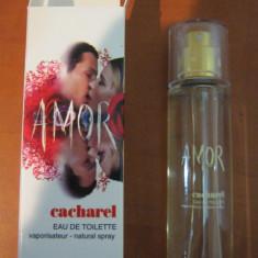PARFUM 40 ML CACHAREL AMOR AMOR --SUPER PRET, SUPER CALITATE! - Parfum femeie Cacharel, Apa de toaleta