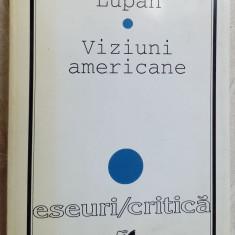 RADU LUPAN-VIZIUNI AMERICANE:ROMANUL AMERICAN CONTEMPORAN:Nabokov/Pynchon/Barth+