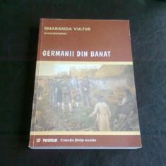 GERMANII DIN BANAT - SMARANDA VULTUR - Carte Istorie