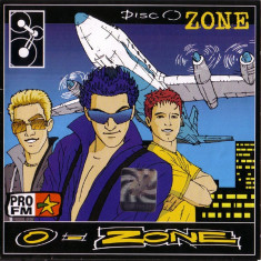 O-Zone ‎– DiscO-Zone (1 CD) - Muzica Dance cat music