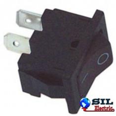 Intrerupator 1 pol - pornit/oprit - negru Fixapart