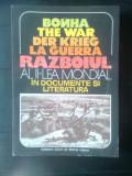 Razboiul al II-lea mondial in documente si literatura - (Almanah revista Steaua)