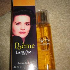 PARFUM 40 ML LANCOME POEME --SUPER PRET, SUPER CALITATE! - Parfum femeie Lancome, Apa de parfum