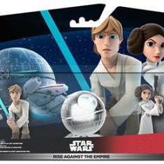 Set Figurine Disney Infinity 3.0 Star Wars Rise Against The Empire Play Set - Figurina Desene animate