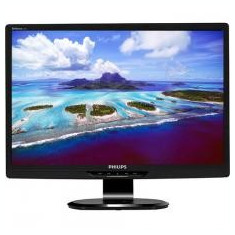 Monitor Philips 220S2, 22inch, Wide, 5Ms, SmartImage, TrueVision, S - Monitor LED