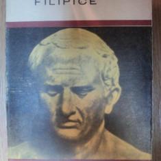 FILIPICE de MARCUS TULLIUS CICERO, 1972 - Roman