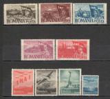Romania.1947 1 Mai-Ziua Muncii  XR.134, Nestampilat