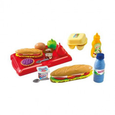 Cutie De Sandwich Cu Tava Ecoiffier