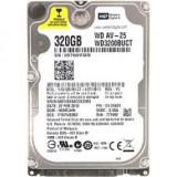 Hard Disk Laptop 320GB, S-ATA, 2.5 Inch, 3GB/s, 5400Rpm, diferite m - HDD laptop