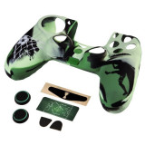 Set Accesorii Controller Soccer 7 In 1 Hama Pack Ps4, Huse si skin-uri