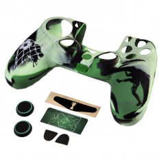 Set Accesorii Controller Soccer 7 In 1 Hama Pack Ps4