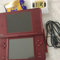 Consola Nintendo Dsi XL cu Pokemon white, black, Mario + alte jocuri