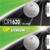 Baterie buton litiu 3V 16X2 5buc/blister GP