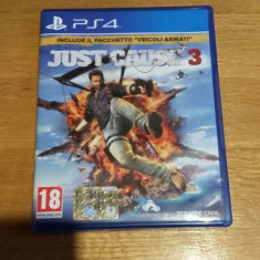 PS4 Just cause 3 joc original / by WADDER - Jocuri PS4, Actiune, 18+, Single player